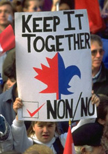 separatist movement of quebec canada Many people are aware of the various attempts of quebec to separate from canada what they are unaware of is the supporters of the western independence party of alberta there has been an undertone of the separatist movement in alberta which actually stems from the great depression usurpation of.