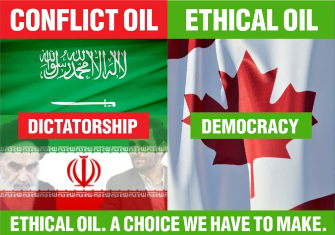 Using The Left's Tactics Against Them On Oil